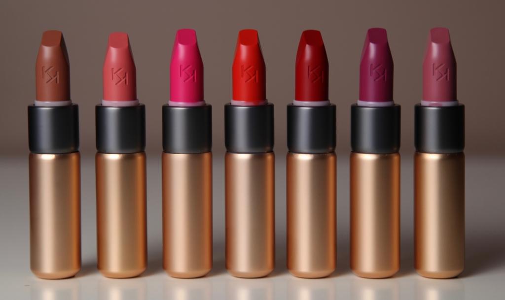Kiko Velvet Passion Matte Lipstick colori