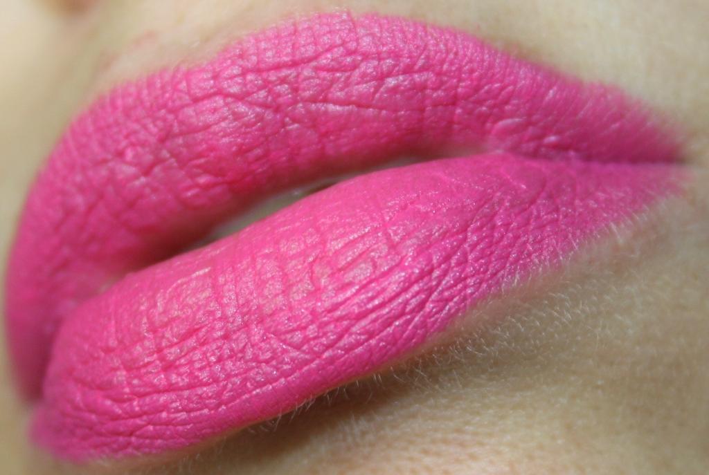 Kiko Velvet Passion Cyclamen pink n. 307