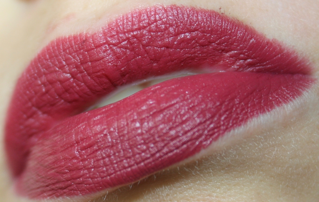 Kiko Velvet Passion wine n. 317
