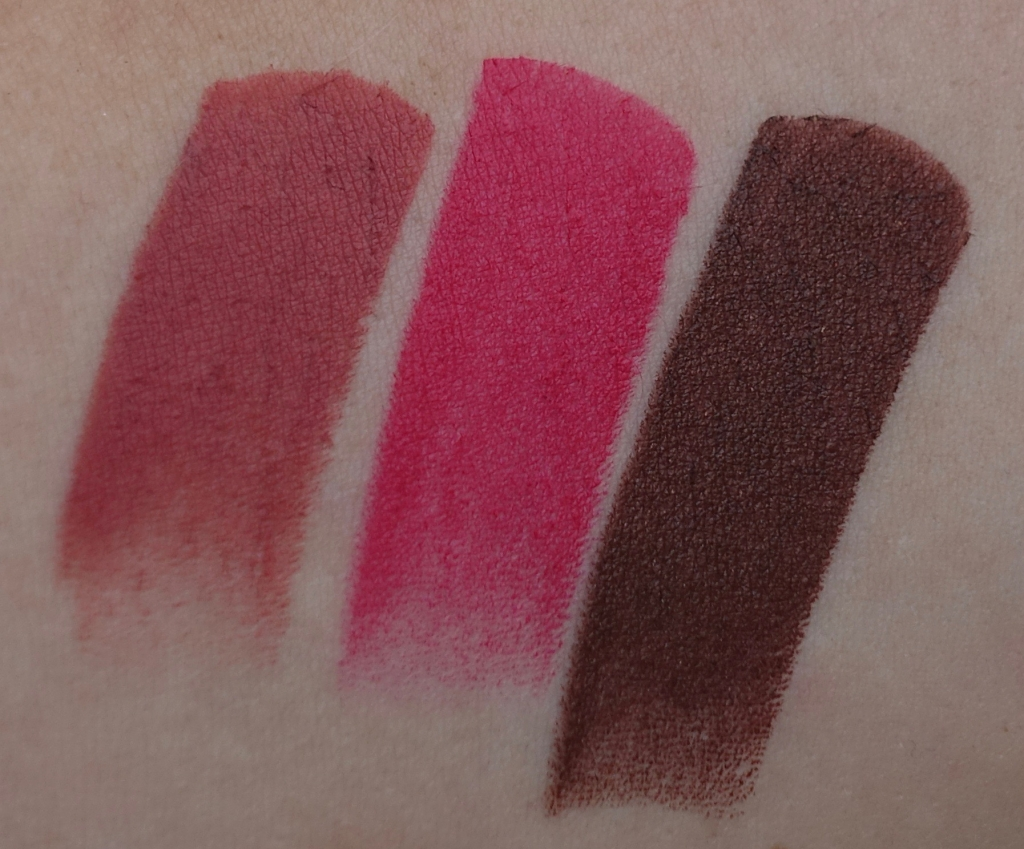 Rossetti Mulac swatches