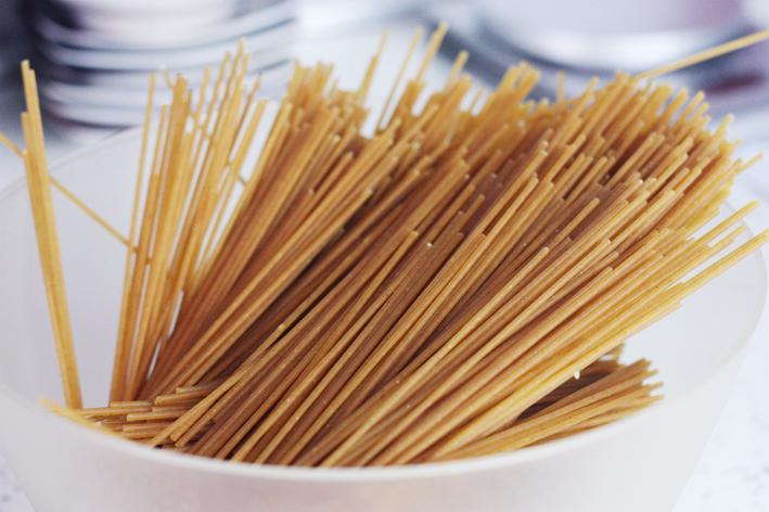 5 spaghetti