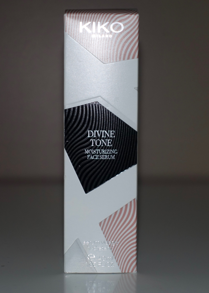 kiko divine tone packaging