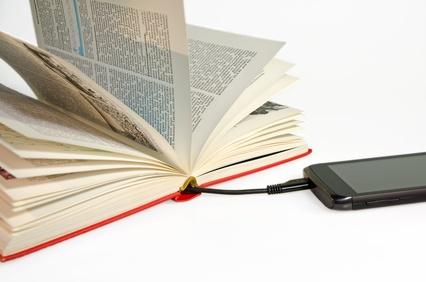 E-Book Smartphone