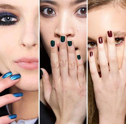 reputable site 0cf2f 57533 Colori trend unghie Autunno/Inverno 2016   Makeup Delight