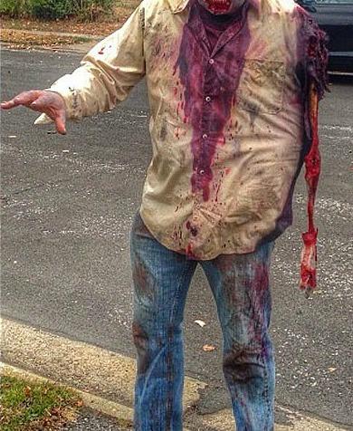 Costumi spaventosi fai da te per Halloween   Makeup Delight