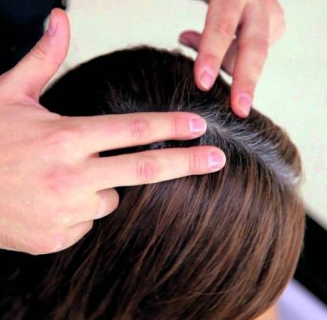 Come mischiare le tinture per capelli