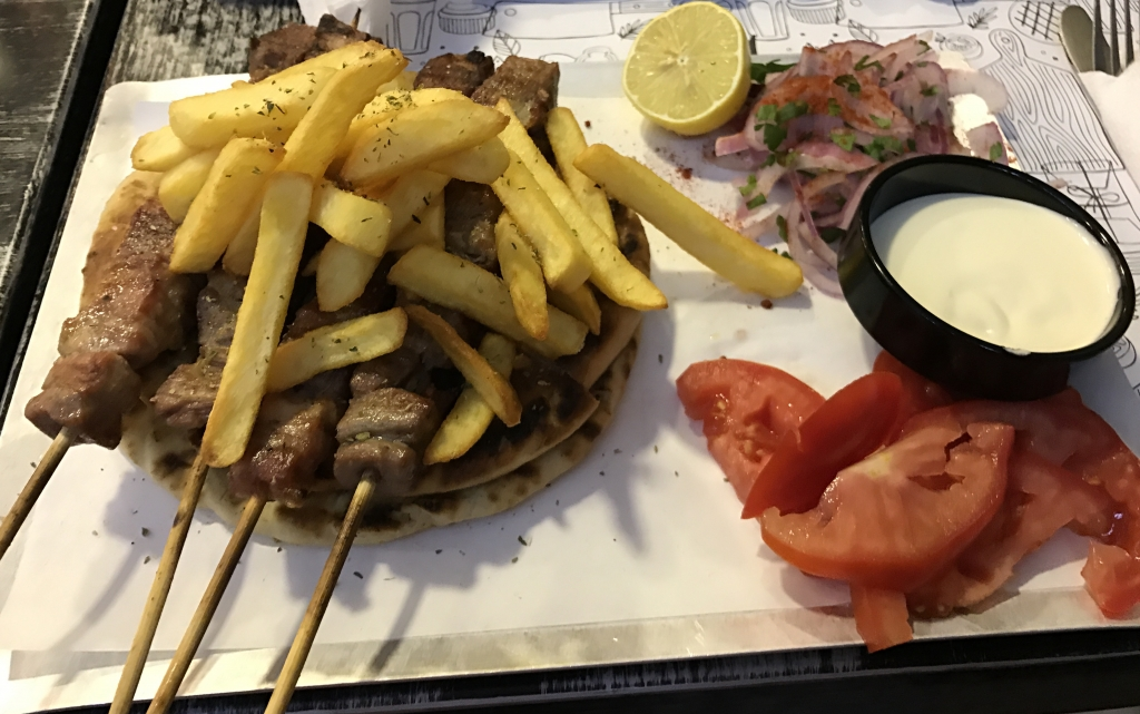 Cosa mangiare in Grecia