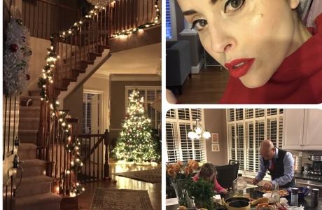 decorazioni casa Natale