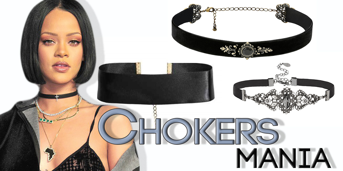 chokers mania