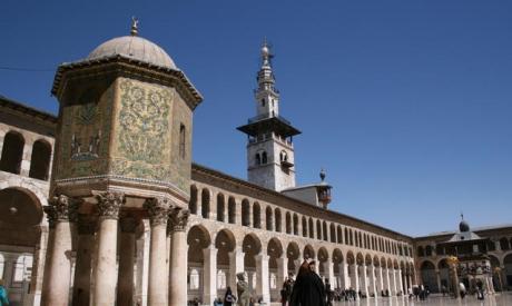 La-moschea-degli-Omayyadi-a-Damasco-in-una-recente-immagine.-ANSA_h_partb