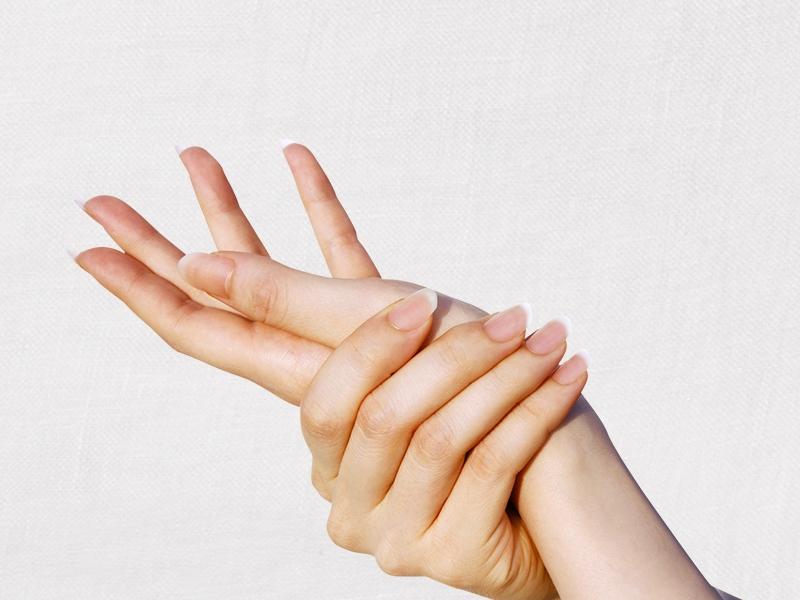 mani a prova di età