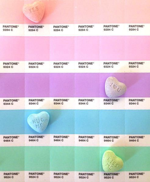 pastel colori