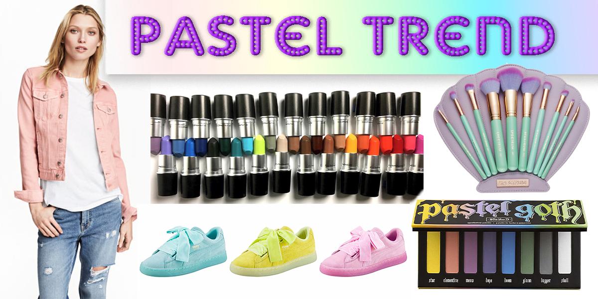 pastel colors trend