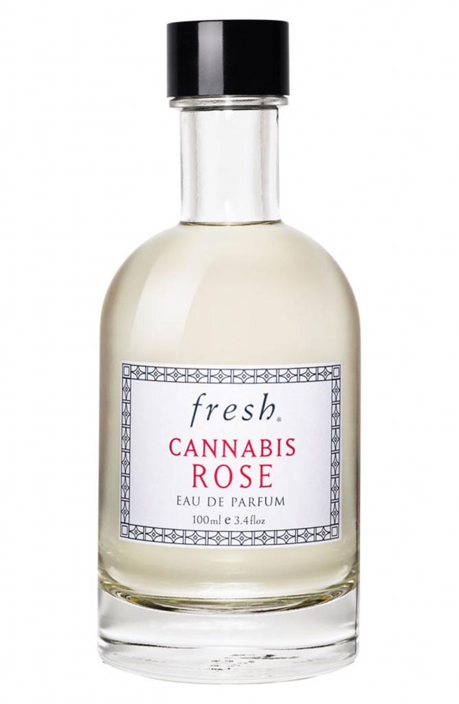 profumo cannabis rose