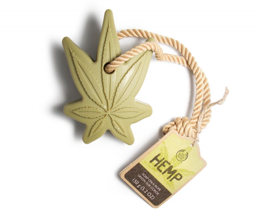 sapone alla Marijuana