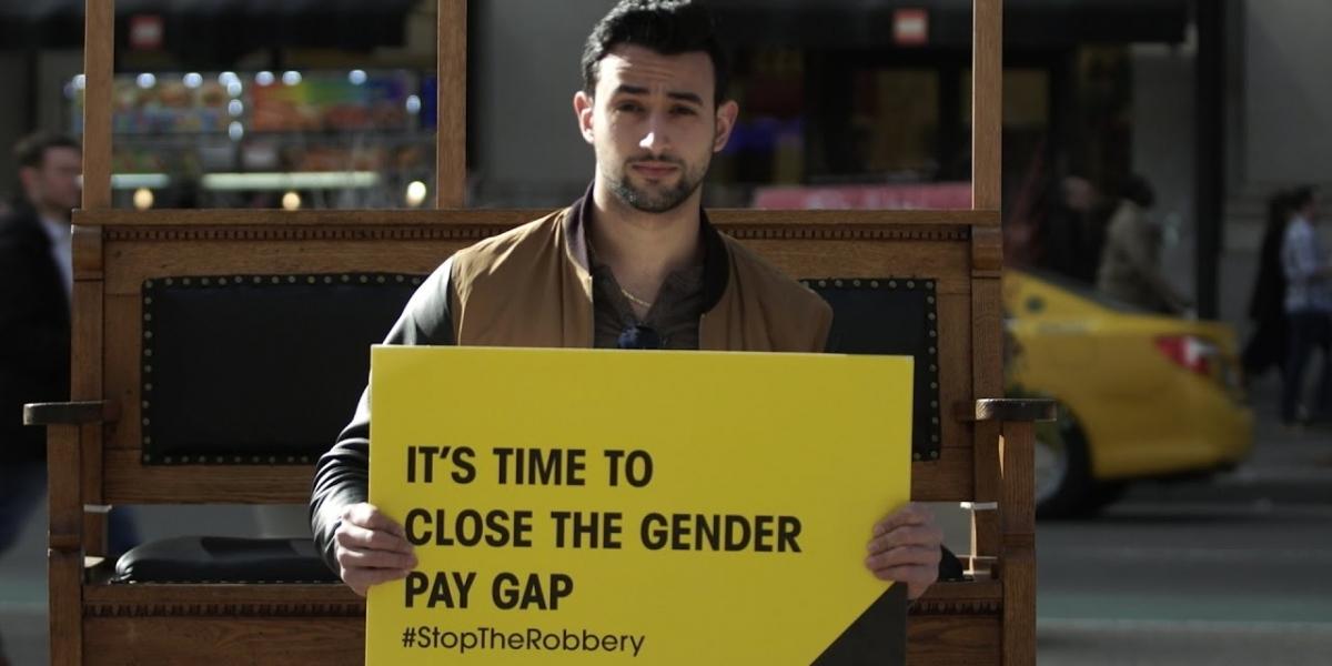 #stoptherobbery: divario retributivo di genere