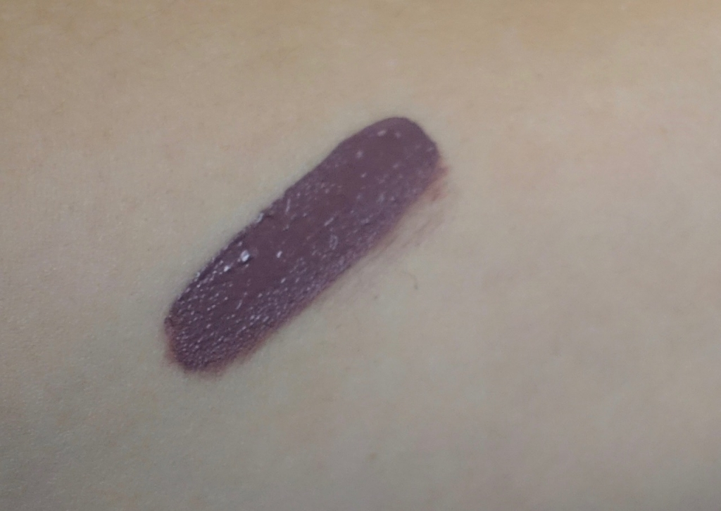 too faced melted matte swatches