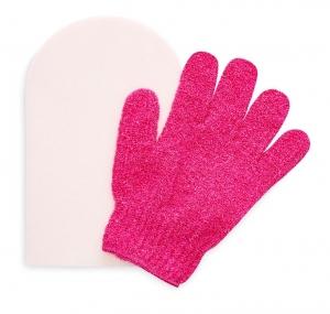 autoambronzante guanti