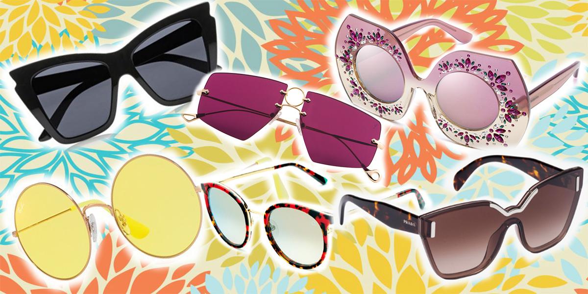 occhiali da sole donna estate 2017