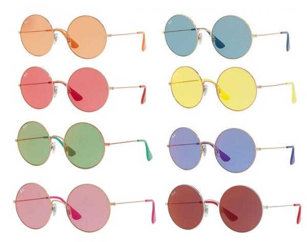 occhiali donna rayban