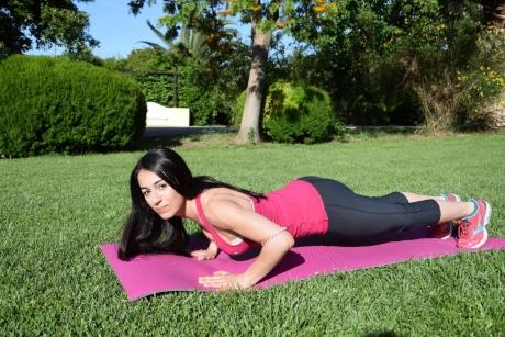 push up allenamento