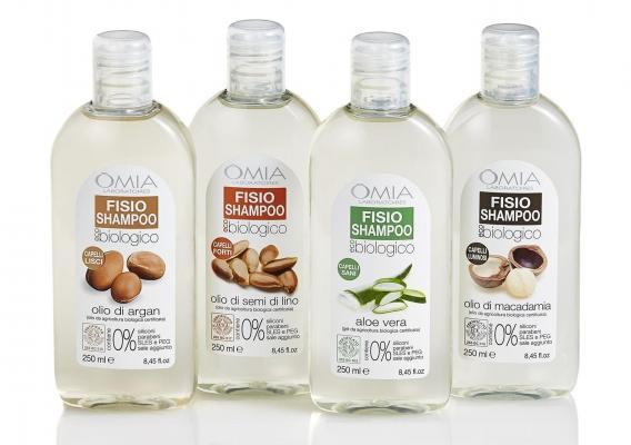 shampoo omia bio