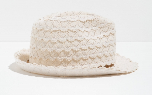 OVS - Cappello a falda larga in pizzo di cotone 12,99 €