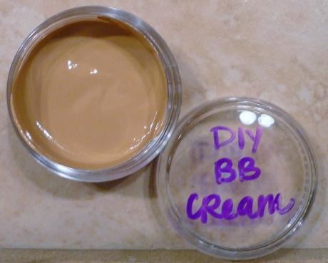 BB Cream Fai da te