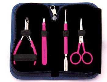 Pink-Neon-Manicure-Kit-Professional-manicure-kits