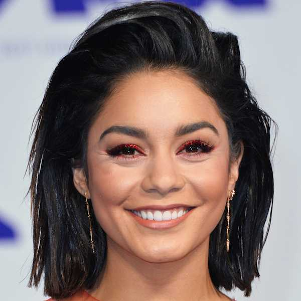 Mandatory Credit: Photo by Paul Smith/Featureflash/SilverHub/REX/Shutterstock (9028274fm) Vanessa Hudgens 2017 MTV Video Music Awards, Arrivals, Los Angeles, USA - 27 Aug 2017