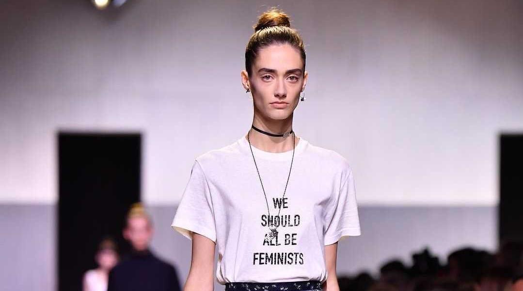 settimana della moda femminista