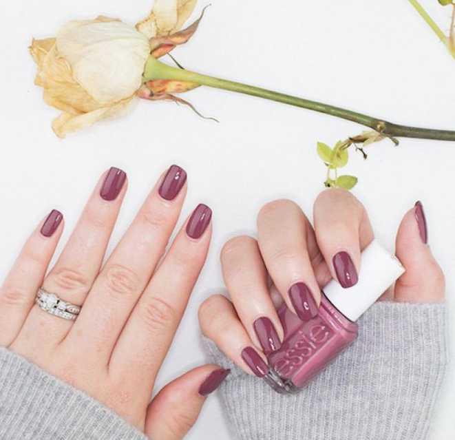 trend unghie autunno