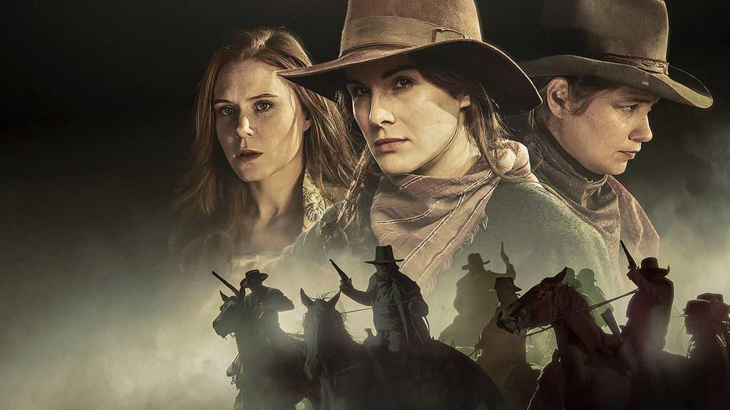 Godless western donne protagoniste