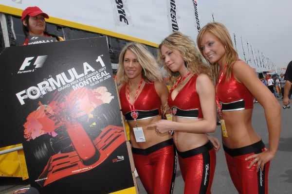 Ombrelline Formula 1