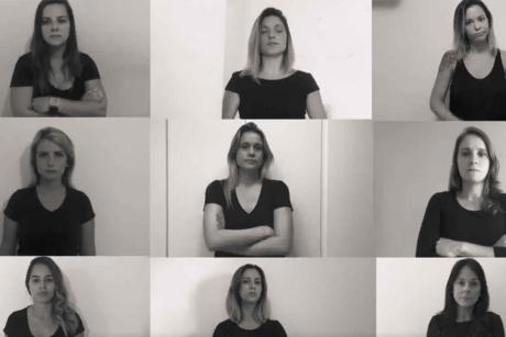 Lasciatela lavorare giornaliste Brasile contro le moles