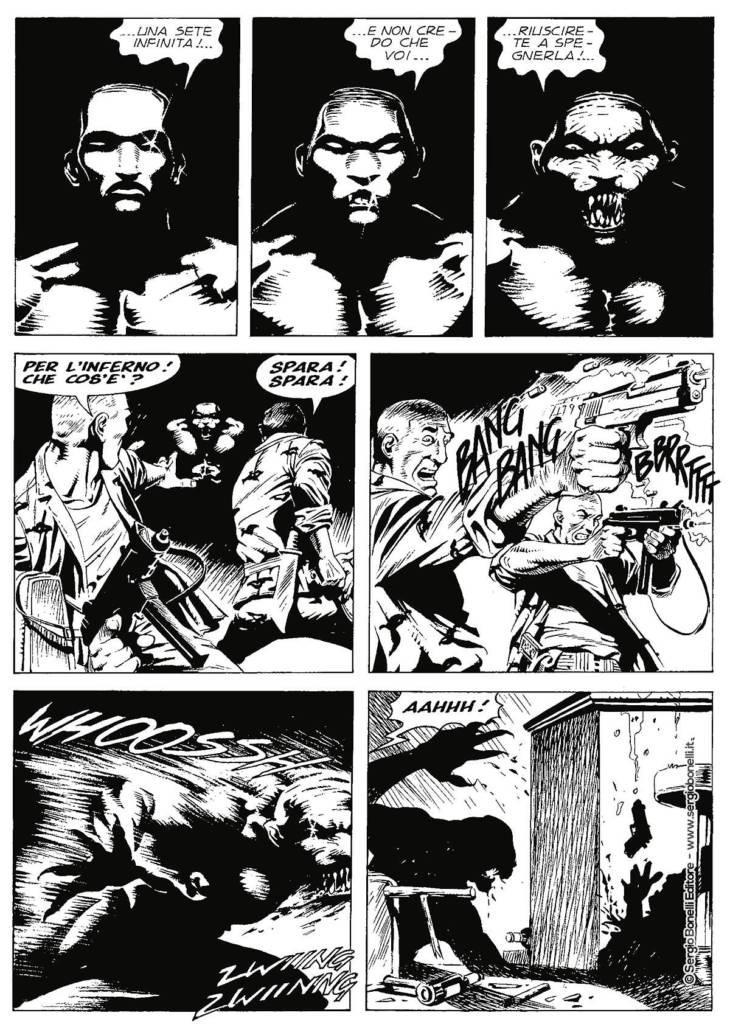 Dampyr caccia ai vampiri
