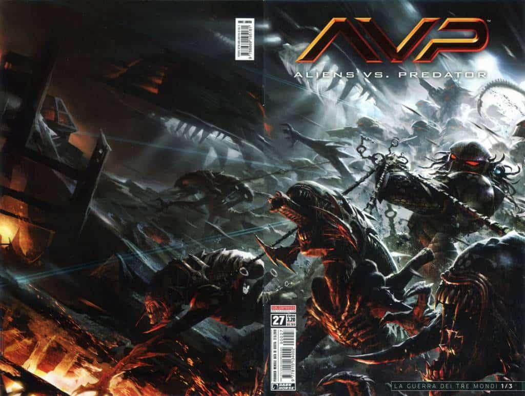 Aliens vs Predator: La guerra dei tre mondi