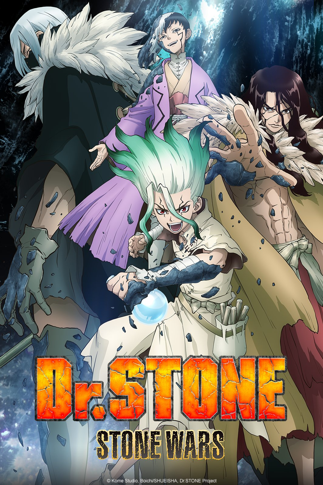 Quali sono gli anime sequel più attesi dell'inverno 2021? Dr Stone 2