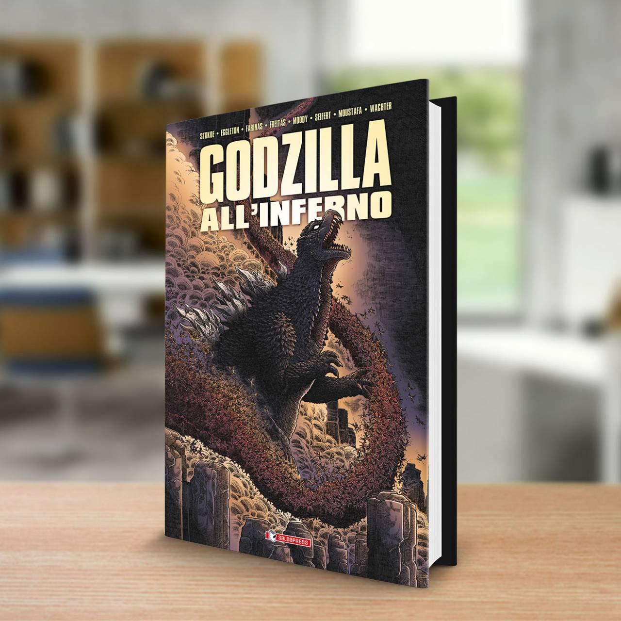 Godzilla All'Inferno   Recensione