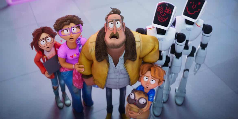 I Mitchell contro le Macchine: recensione del nuovo film d'animazione Netflix