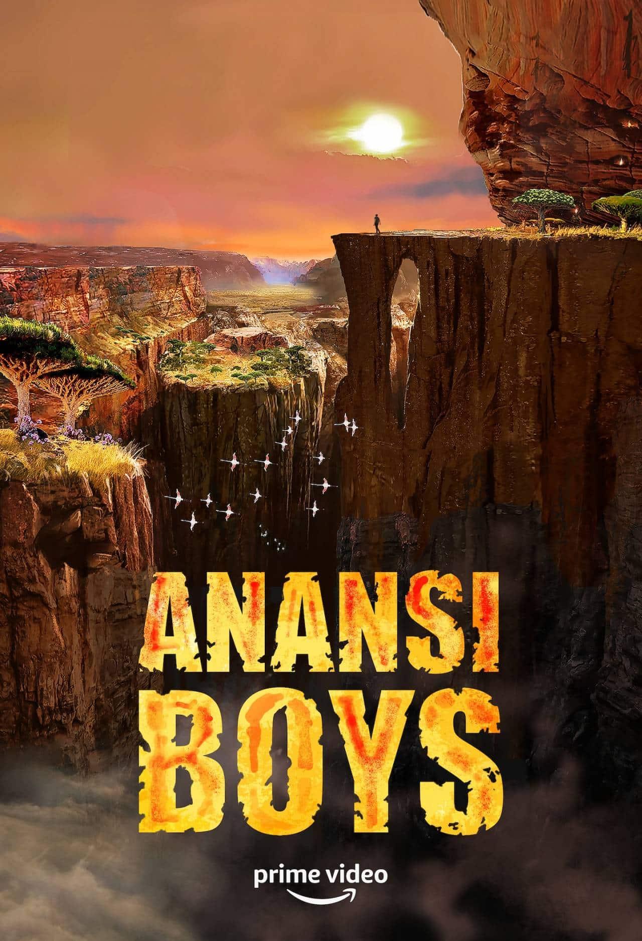 anansi boys amazon