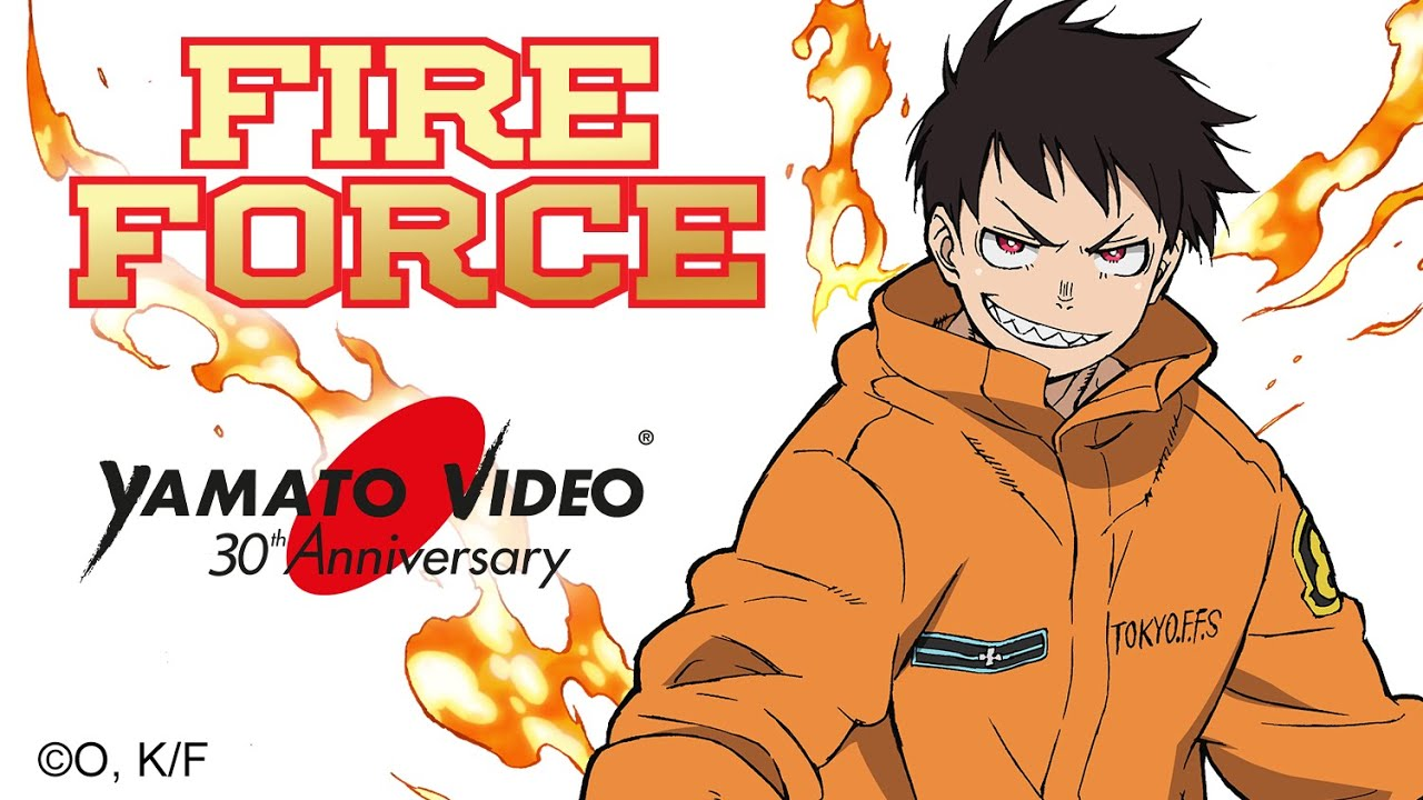 fire force yamato italia 2