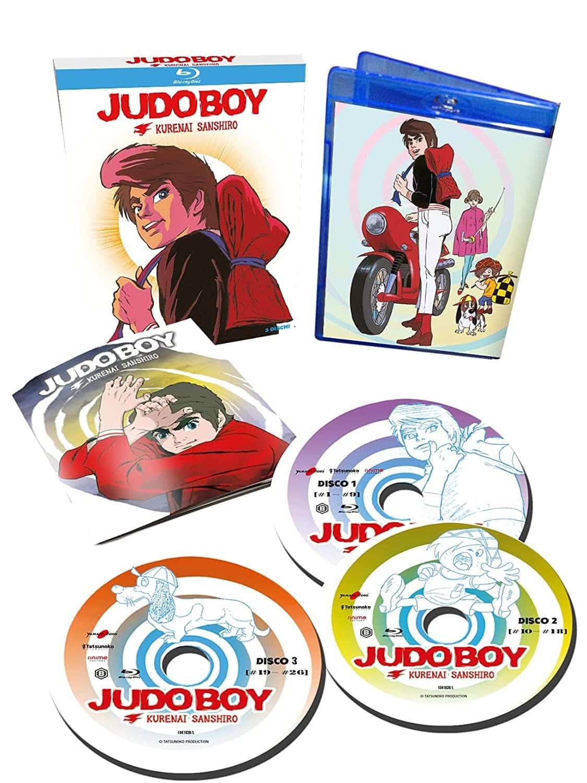 anime factory judo boy