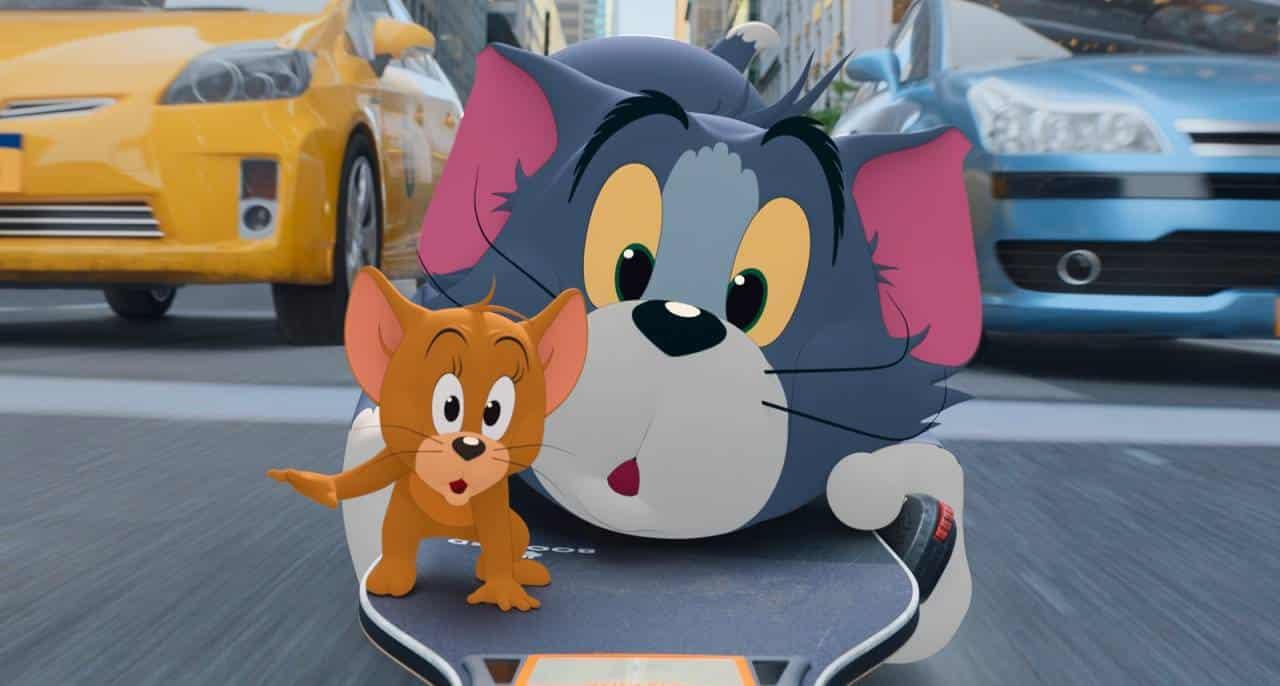 sky cinema animation tom e jerry
