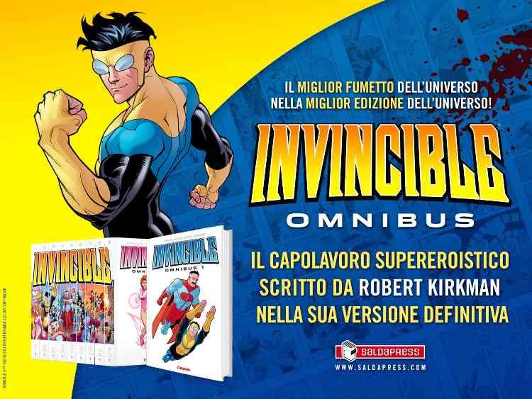 invincible omnibus
