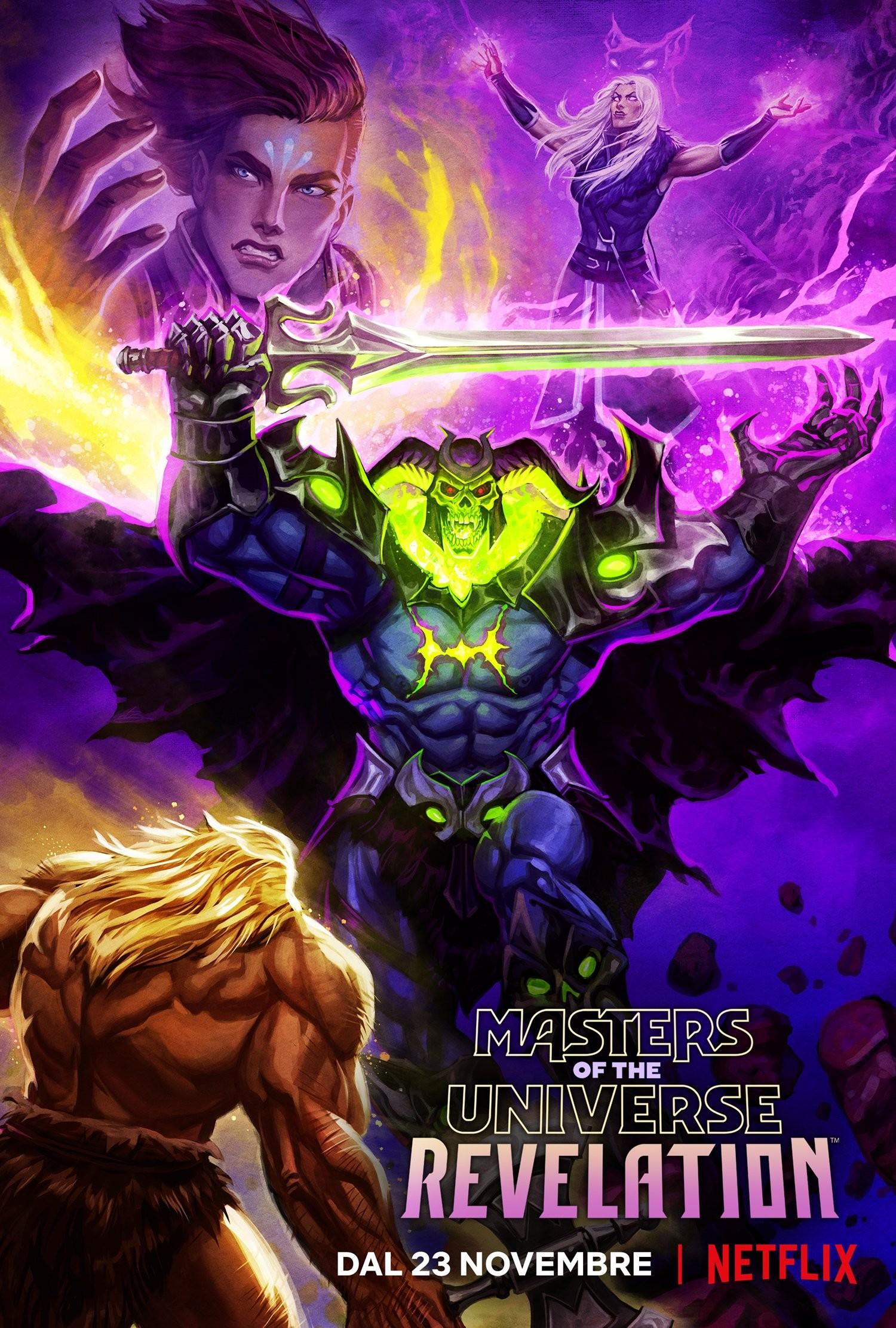 masters universe revelation parte 2