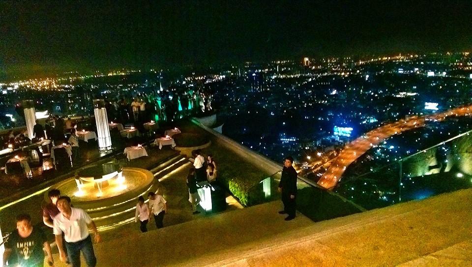Sky Tower cosa vedere 3 giorni a Bangkok