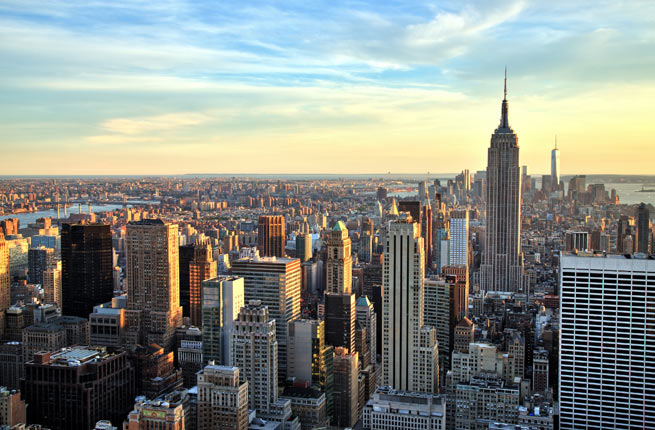roma New York voli low cost