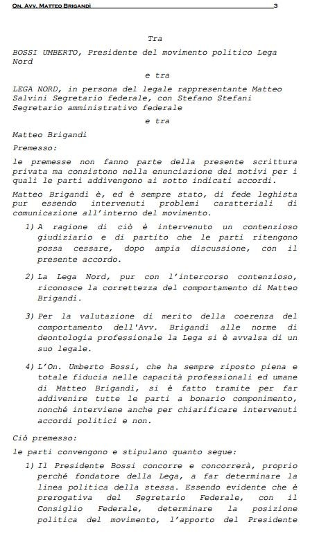 Scrittura privata autenticata da notaio, avvocato o Comune ...