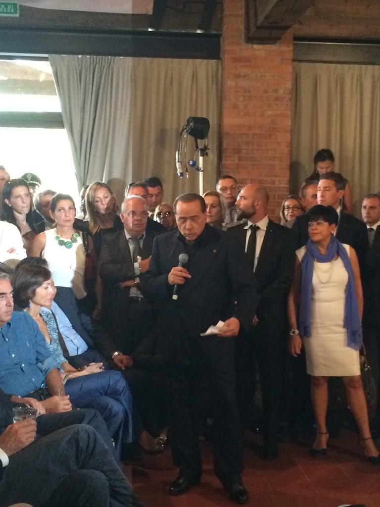 Il Presidente #Berlusconi è morto... Sicuri?